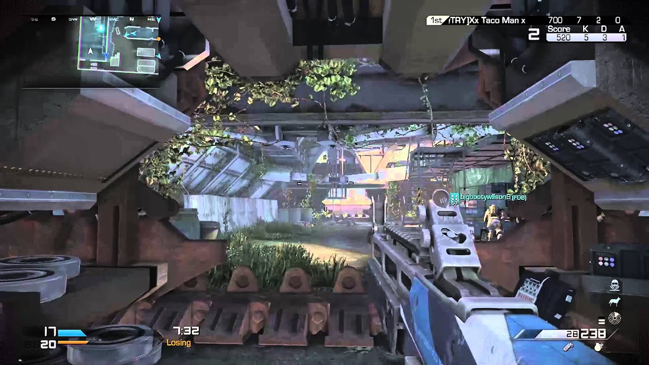 Call of Duty Ghosts ONSLAUGHT DLC!! Multiplayer Gameplay ...