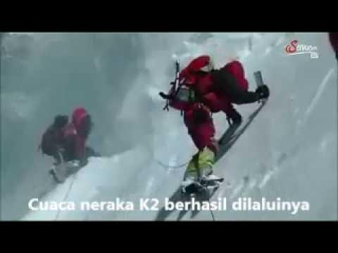 The Best Woman Climber in the world : Pendaki Perempuan terhebat di dunia