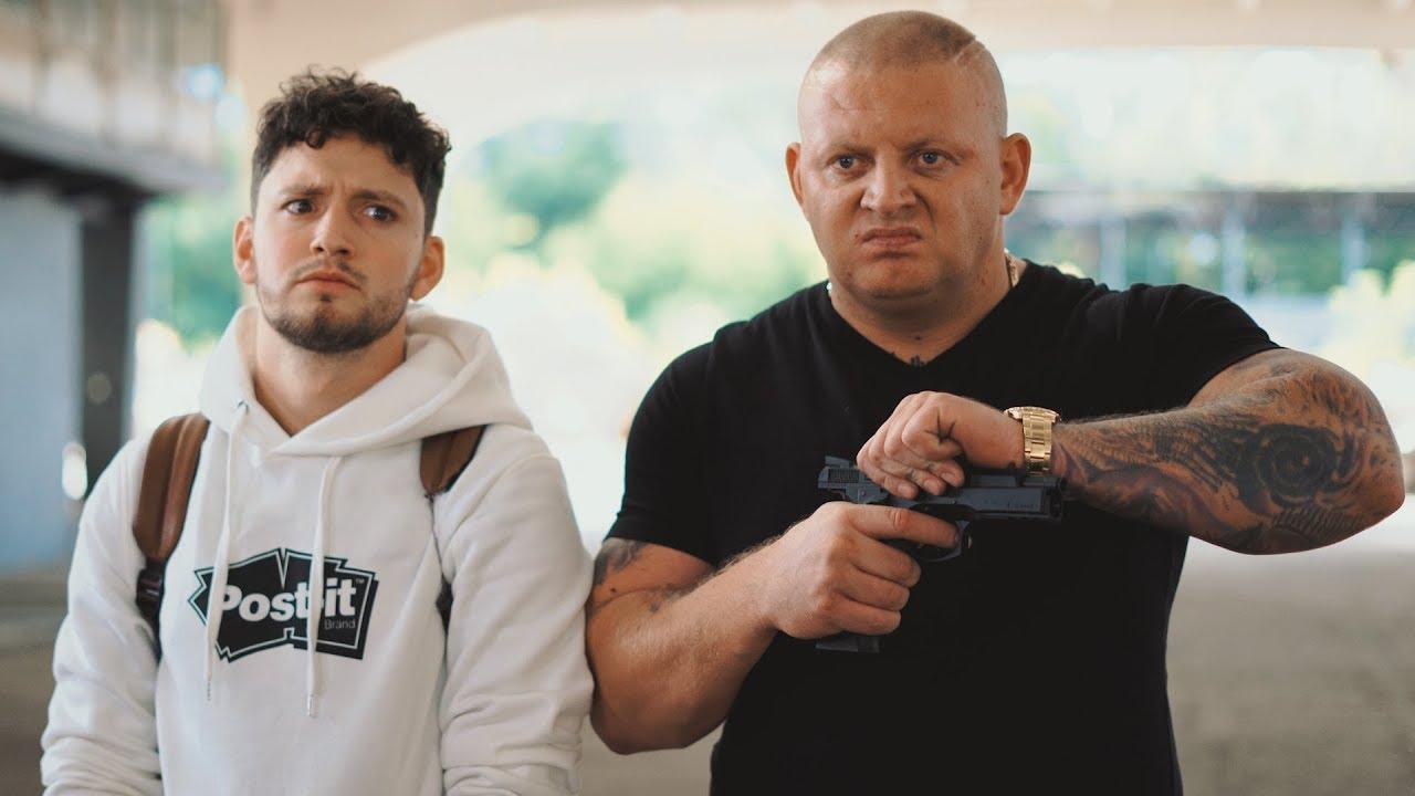 POLSKA MAFIA vs. WŁOSKA MAFIA | Danny, Warszawski Dresik, Matteo Brunetti & Dla Pieniędzy