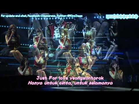 SNSD - Complete [2011 Girls Generation Tour] (Chae Indo Subs)