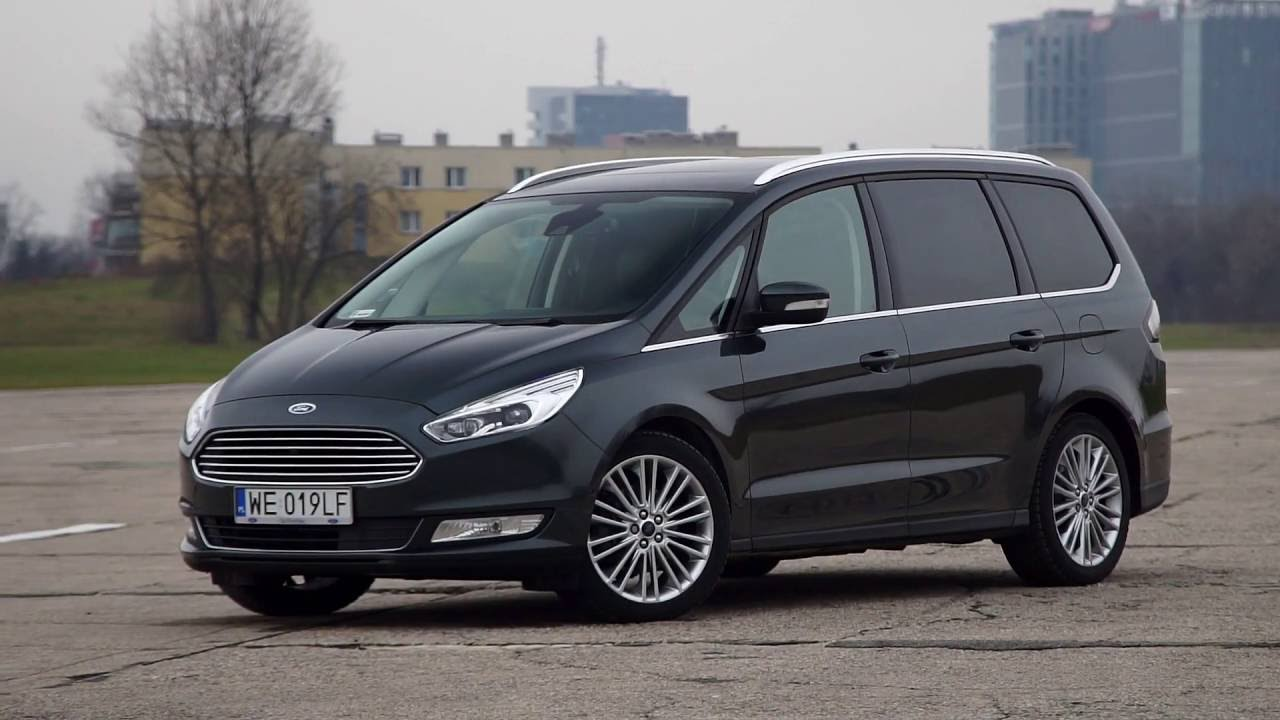 pl ford galaxy 2 0 tdci 180km 4wd test youtube. Black Bedroom Furniture Sets. Home Design Ideas