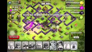 Let's play Clash of Clans#2 Meine Armee