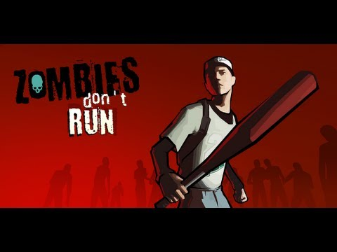 Zombies Don't Run - Android and iOS Gameplay