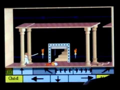 Prince of Persia - Samsung Omnia Lite - Dosbox 3/5