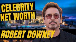 ROBERT DOWNEY NET WORTH, Bio & Lifestyle 2020