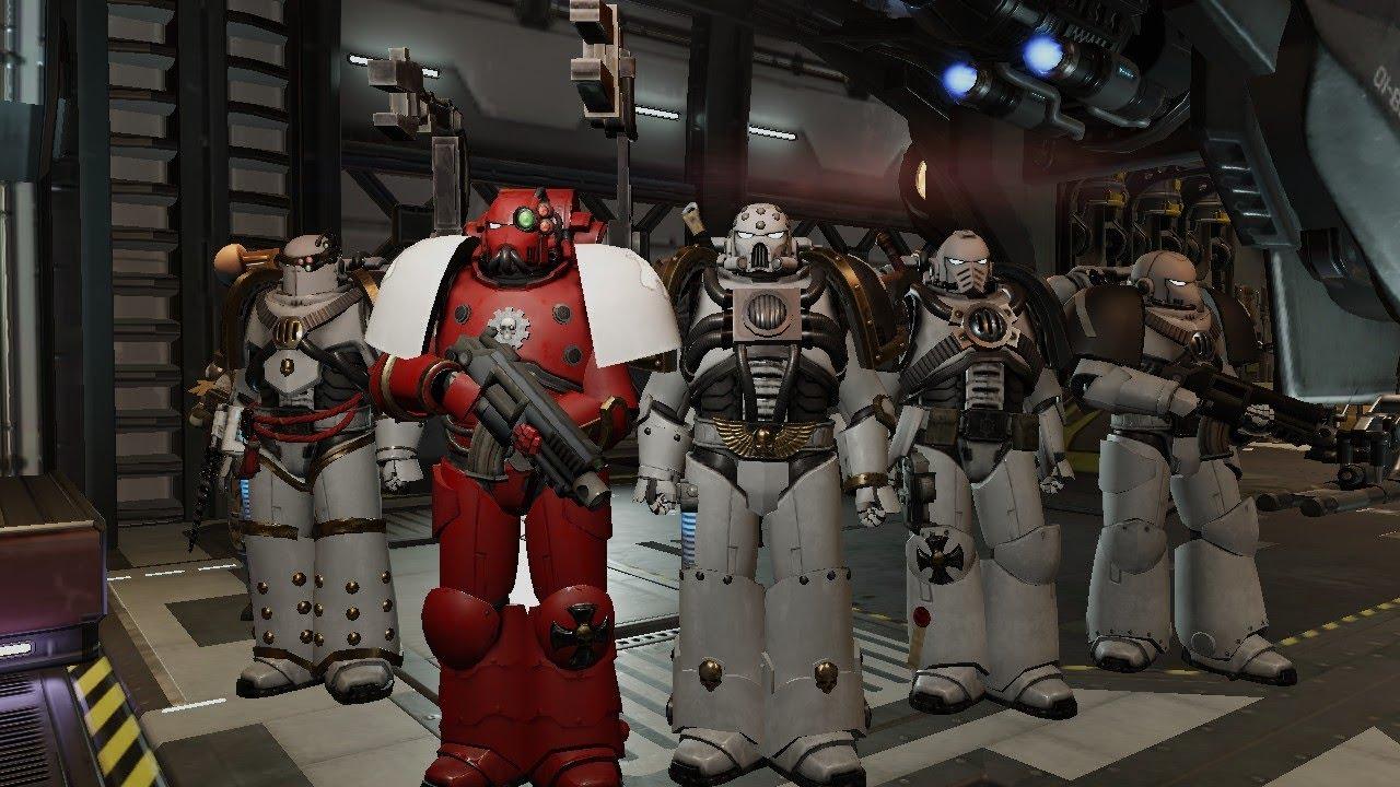 XCOM 2: Space Marine Mod Early Showcase Teaser! (With some ...