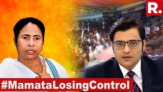 Doctors Protest Across The State, Is #MamataLosingControl? | The Debate With Arnab Goswami