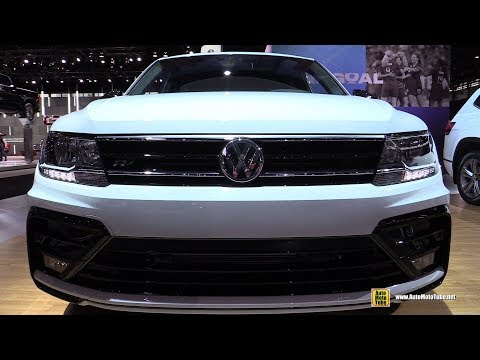 2019 Volkswagen Tiguan R-Line - Exterior and Interior Walkaround - 2019 Chicago Auto Show