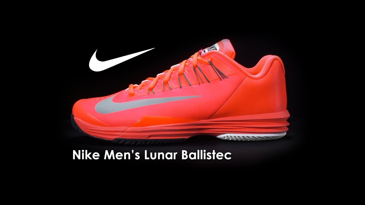 various colors 7cd74 8bfd9 Nike Lunar Ballistec Men s Shoe Review