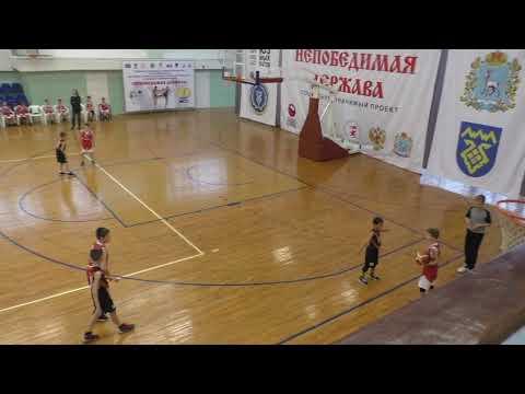 Осень-баскет-2019. Ю2010