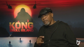 VIDEO - Samuel L Jackson: 'I like the spirit of Irish people'