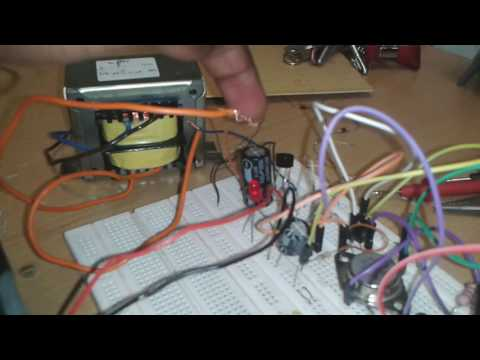 30 V power supply