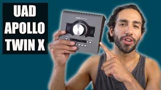 Universal Audio Apollo Twin X | DEMO