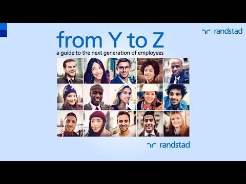 """How to attract and engage Millenials: Gen Y + Gen Z"""