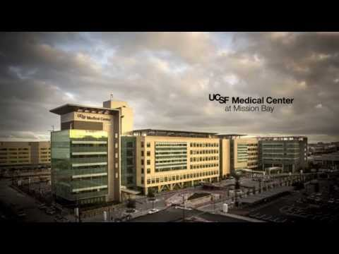 Tour: UCSF Medical Center at Mission Bay