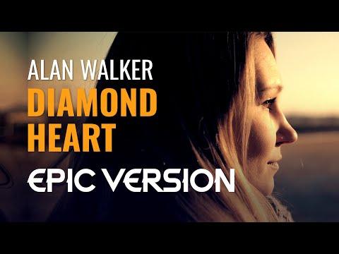 Alan Walker - Diamond Heart (feat. Sophia Somajo) - Piano Orchestra Cover