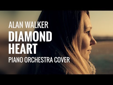 Alan Walker - Diamond Heart feat Sophia Somajo - Piano Orchestra Cover