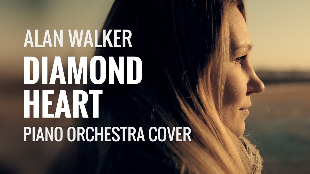 Download Alan Walker - Diamond Heart (feat. Sophia Somajo) - Piano Orchestra Cover  - on Spotify & Apple