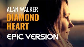 Download Alan Walker - Diamond Heart (feat. Sophia Somajo) - Piano Orchestra Cover