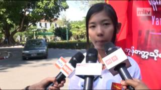 mitv - Young Leaders: Yangon University Students Form Union