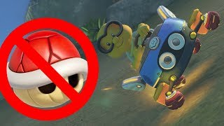 Mario Kart 8 Deluxe Red Shell Wall Dodge Tutorial!