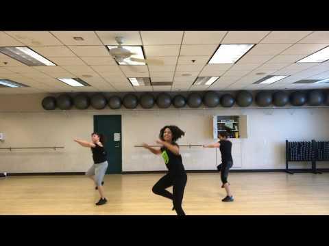 Shakira Barrera Zumba Fitness Jennifer Lopez ft. Gente De Zona
