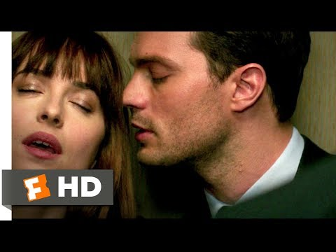 Fifty Shades Darker (2017) - Love in an Elevator Scene (4/10) | Movieclips