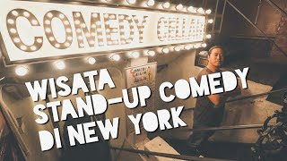WISATA STAND-UP COMEDY DI NEW YORK