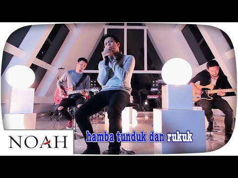 NOAH  Sajadah Panjang  Karaoke Version