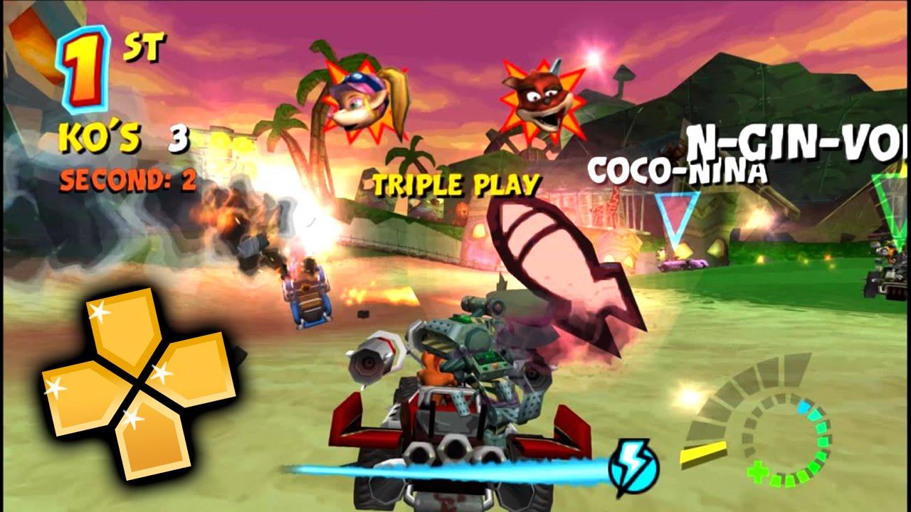 download game crash tag team racing ppsspp cso