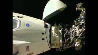 SpaceX Dragon Crew Splashes Down Safely