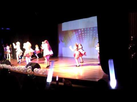 Aqua Dream Mirai Ticket en Chile Idol Festival Aqua