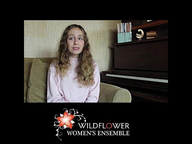 Wildflower Walk Stop 2: Rosalind Smith, Sonnet 65