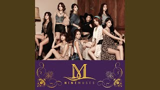 9Muses - OMG