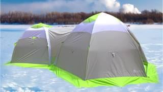 видео Рыболовная палатка Lotos-3 в магазине ToCamp.ru