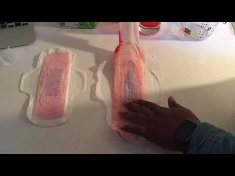 Cherish Pads by Nspire Network Demo Done by Two Women