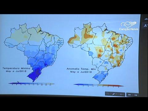 Meteorologistas divulgam previsão do tempo para os 3 próximos meses - CN Notícias - YouTube