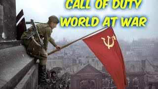 Вторая мировая война!Взятие Рейхстага Call of Duty  World at War