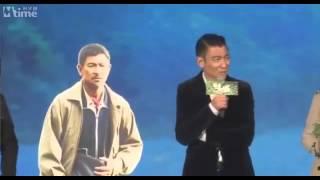刘德华披露出演《失孤》前因后果
