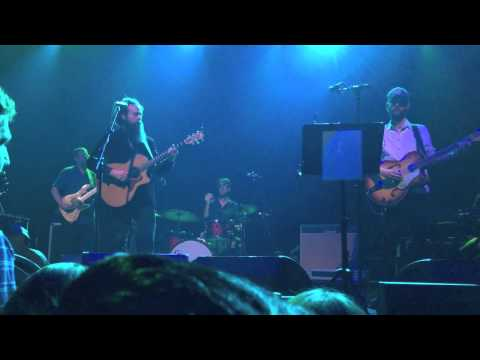 Iron and Wine with Ben Bridwell-This Must Be The Place (Naive Melody)-7/23/15   New York City