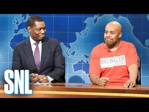 Weekend Update: LaVar Ball on LeBron James Criticism - SNL