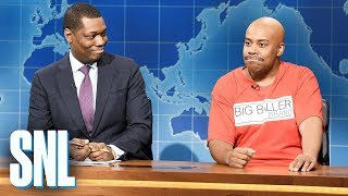 Weekend Update: LaVar Ball on LeBron James