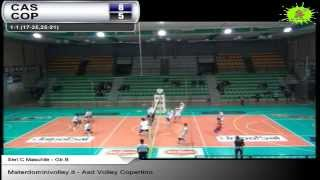 05-12-2014: Materdominivolley.it Castellana Grotte-Asd Volley Copertino