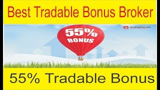 55% Trad-able Bonus | Best Forex Trading Bonus Of The World Tani Forex Tutorial In Urdu and Hindi