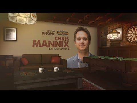Yahoo Sports' Chris Mannix Talks NBA Playoffs with Dan Patrick | Full Interview | 5/14/18