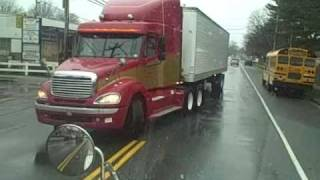 Dumb Truck Driver on Long Island