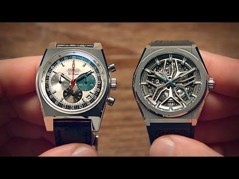 Zenith Old Vs New: Which Is Best? | Watchfinder & Co.