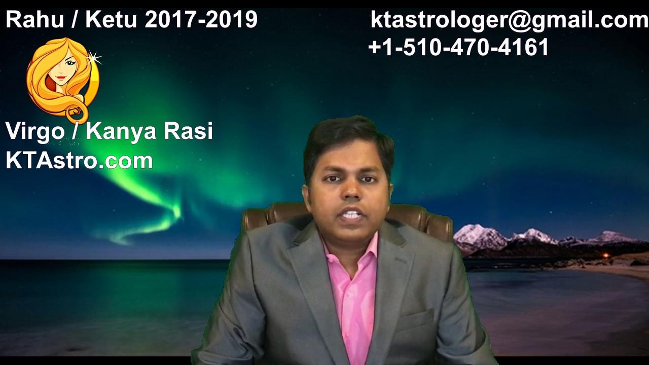 Rahu Transit (Aug 2017 to Mar 2019) Horoscope (Rahu Peyarchi / Rahu
