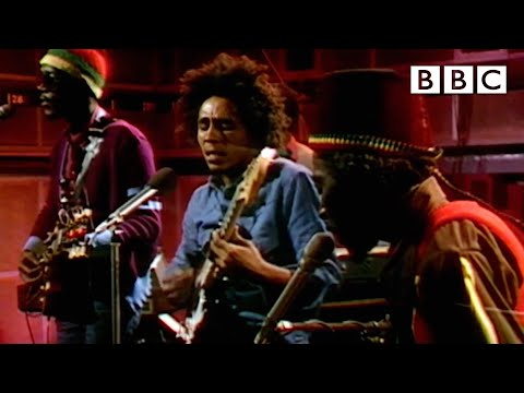 How Bob Marley's TV perfromance inspired a generation of Black British youth - BBC