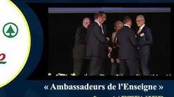 SPAR-CASINO - TROPHEES IREF 2014 - Ambassadeur de l'Enseigne